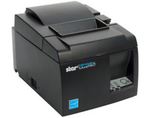 Star Micronics TSP143IIILAN Ethernet (LAN)Thermal Receipt Printer w/ Auto-cutter