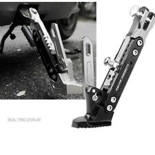 CNC Aluminum Alloy Adjustable Kickstand Side Stand for Universal Motorcycle
