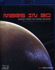 Mars in 3D: Images from the Viking Mission [New Blu-ray] 3D
