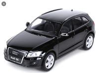 AUDI Q5 1:24 Scale Diecast Model Toy Car Miniature Black
