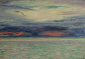 Diego Rivera Sunset 20 Poster Reproduction Paintings Giclee Canvas Print