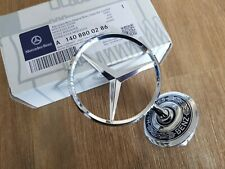 Genuine Mercedes-Benz W140 Bonnet Badge Star A1408800286
