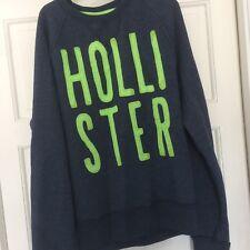 Hollister. Co Felpa Mens Medium