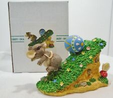 Charming Tails By Dean Griff Silvestri Look Out Below! Figurine 87373