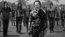 "333 The Walking Dead -Season 7 SO7 Zombie Blood Hot TV Series 42""x24"" Poster"