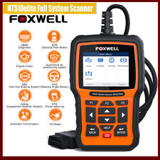 FOXWELL NT510 Elite Auto Full Systems OBD2 Scanner Active Test OBD2 Code Reader