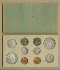 "1955 United States ""P"" ""S"" and ""D"" Double Mint Set - 22 Coin Set $302 Value!"