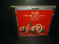 Kodaly Hary-Suite,Concerto Janos Ferencsik CD B278