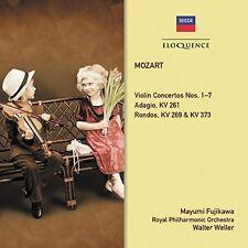 Mayumi Fujikawa - Mozart: Violin Concertos 1-7 Etc. [New CD] Australia - Import
