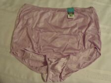 Vanity Fair size 8 XL Nylon Perfectly Yours Brief 15712 Whisper Color