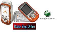 Sony Ericsson W550i Orange Walkman (Ohne Simlock) 3BAND 1,3MP Radio MP3 TOP OVP