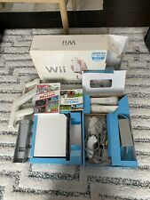 Nintendo Wii White Console with Wii Sports