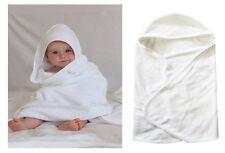 Baumwolle Reich Mit kaputze Geborenes Baby groß Kuschel Bademantel Badetuch