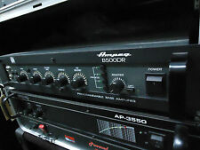 Ampeg B500 DR Professional Bass Head Rack mount 500 W