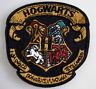 Harry Potter Hogwarts - Patch - Kostüm gestickter Aufnäher - zum Aufbügeln - neu