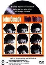 High Fidelity * New Dvd * (Region 4 Australia)