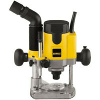 DeWalt DW621 2 HP Full-Wave Electronic Variable Speed Plunge Router New