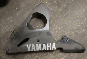 Yamaha R6 / YZF R6 - Lower Fairing Panel Black
