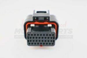 34 Pin AMP Connector Set Haltech Vipec Emtron Adaptronic Motec Link R1 Hayabusa