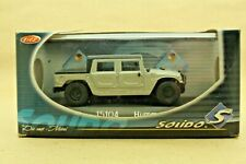 "HUMMER H1 - Marque SOLIDO - Collection ""Today"" - Made in France - échelle 1:50"