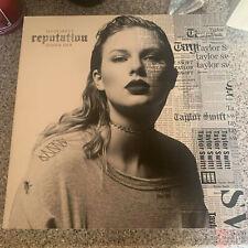 Taylor Swift Reputation Tour Vip Collector Box No Tour Patch