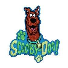 "Cartoon ""Scooby-Doo"" Kids Show Patch Dog Character Childrens Iron-On Applique"