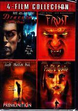 DRACULA : DARK PRINCE / FROST: PORTRAIT OF A VAMPIRE / PREMONITION /  HELLS GATE