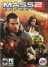 MASS EFFECT 2  -  PC GAME (2 DISCS) *** Brand New & Sealed ***