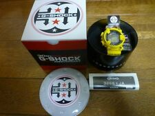 CASIO G-SHOCK x FROGMAN GF-8230E-9JR JAPAN limited LIGHTNING YELLOW VERY RARE