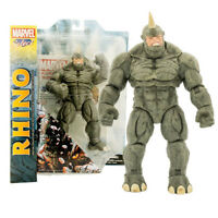 Large The Villain Rhino Action Figure Marvel Select Collection Toys 9in. 22cm