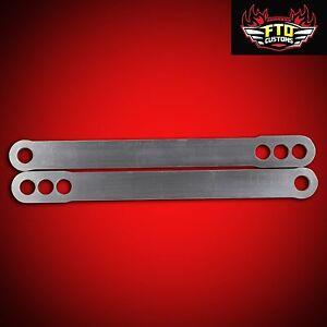 2006 ZX10-R Adjustable Rear Lowering Links, Dog Bones Lifetime Warranty ZX10R
