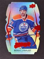 2016-17 Upper Deck MVP Colors and Contours #172 Benoit Pouliot T1 - NM-MT