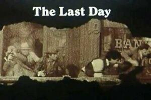 The Last Day - 1975 US tvm Richard Widmark, Barbara Rush (UK/Euro disc)