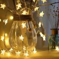 LED Sternen Lichterkette indirekte Beleuchtung Party Hochzeit Geburtstag Deko