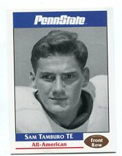 SAM TAMBURO 1992 Front Row Second Mile PSU PENN STATE Nittany Lions QUANTITY