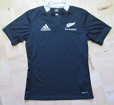 ALL BLACKS RUGBY New Zealand  shirt jersey by ADIDAS 2011-2012 /adult SIZE S