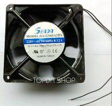 SEADA SA1238HA2BA Axial cooling fan 220AC 0.12A 50/60HZ 120*120*38mm 2wire