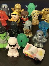 Woolworths Disney+ ooshies NEW* RARE* MARVEL, STAR WARS, PIXAR* You Choose
