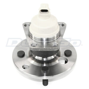 Wheel Bearing and Hub Assembly Rear IAP Dura 295-12002