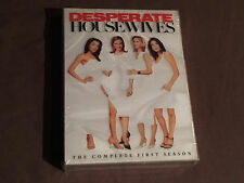 BRAND NEW Desperate Housewives The Complete First Season DVD 6-Disc Set SEASON 1