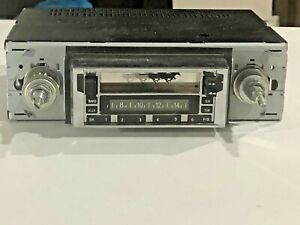 Custom AutoSound 1967 - 1973 Ford Mustang Stereo Model USA-1