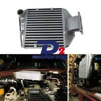 Turbo Diesel Top Mount Intercooler For TOYOTA Land Cruiser 80 Series 1HDT 4.2L