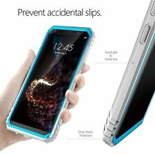 Blue Case For Galaxy S8 POETIC Revolution 【Rugged Styling】 Case