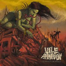 Vile Apparition – Depravity Ordained (CD)