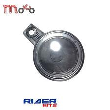 MOTORBIKE BASIC PLASTIC TAX DISK HOLDER BLACK QUAD BIKE SCOOTER UNIVERSAL FIT