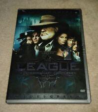 The League of Extraordinary Gentlemen DVD  Widescreen Sean Connery