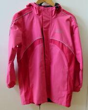 *Pretty Kathmandu Pink Rain Jacket - 12 Years