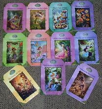DISNEY FAIRIES TALES OF PIXIE HOLLOW Series (11) Matched Set Chapter Books