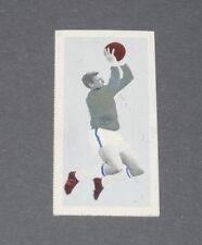 FOOTBALL FLEETWAY TIGER CARD 1963 GORDON BANKS LEICESTER CITY FOXES ENGLAND