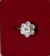 4 Pcs Indian Ethnic Traditional Adjustable Women Toe Ring Bridal Wedding Jewlry